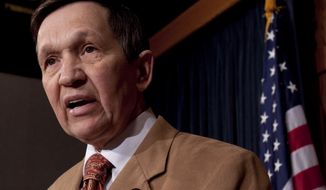 Dennis J. Kucinich (Associated Press)