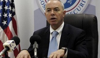 U.S. Citizenship and Immigration Services Director Alejandro Mayorkas. (AP file photo)