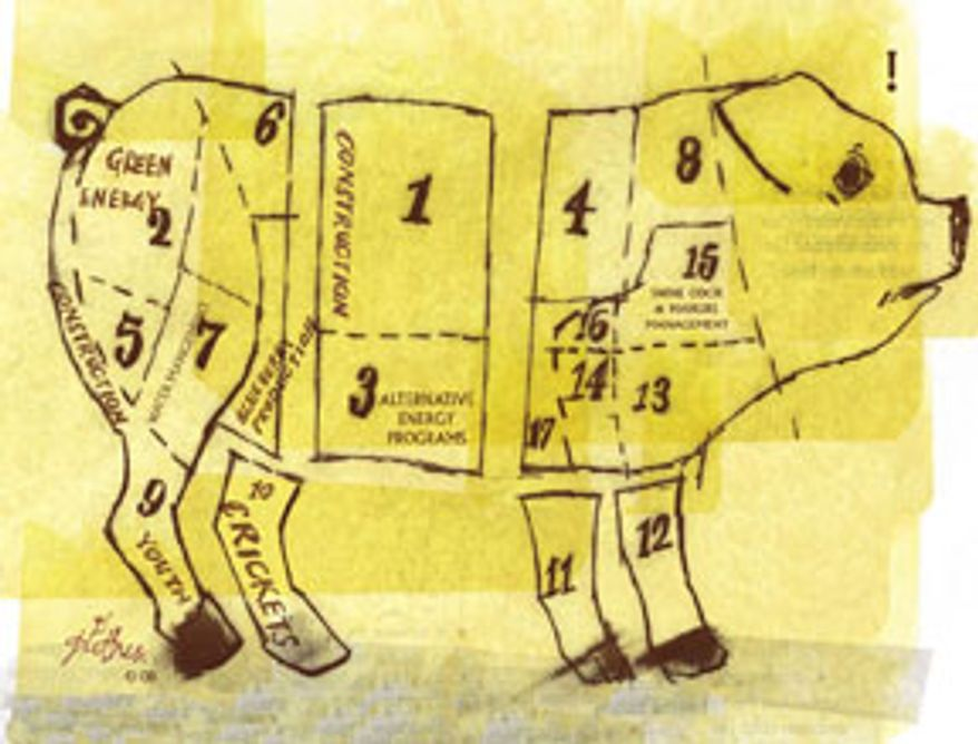 Illustration: Pork by D. Grethen.