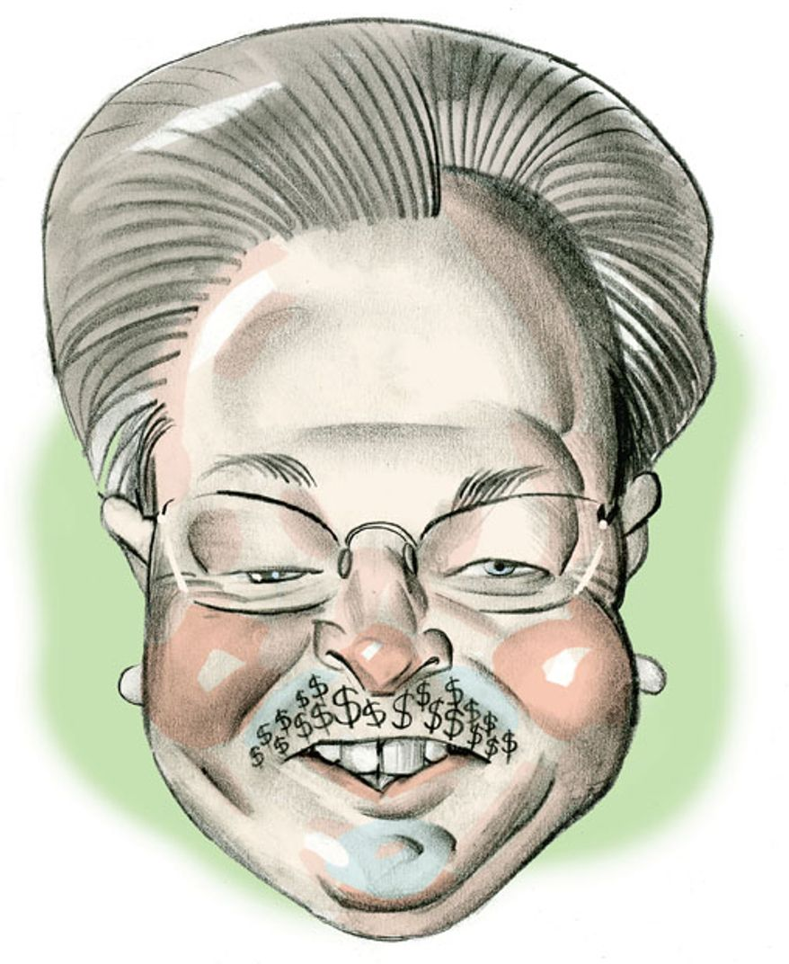 Terry Branstad by Alexander Hunter for The Washington Times