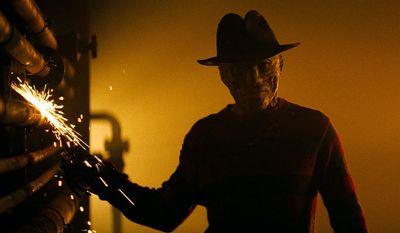 Freddy Krueger hands horror fans a little fun with their fear. (Associated Press) ** FILE **