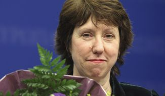 Catherine Ashton (Associated Press)
