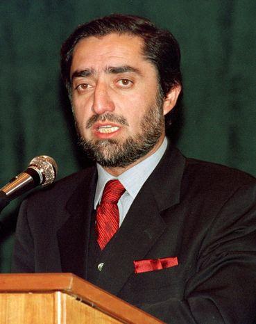 **FILE** Former Afghan presidential candidate Abdullah Abdullah (Associated Press)