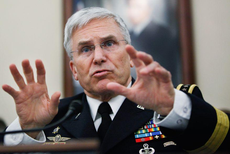 Gen. George W. Casey Jr.