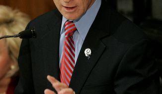 Indiana Gov. Mitch Daniels