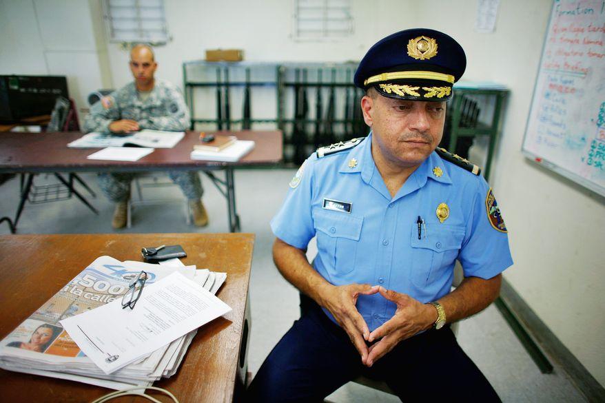 Noel Torres Roca (Associated Press)