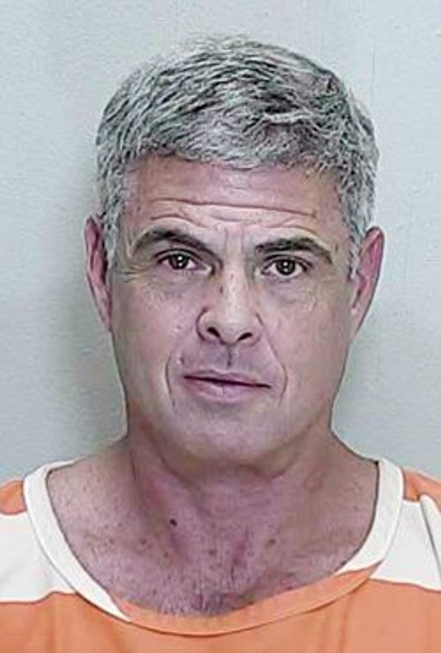 associated press photographs Lee Bentley Farkas is charged with bank fraud, wire fraud and securities fraud.