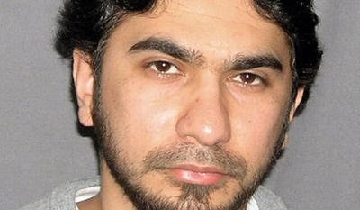 Faisal Shahzad, 30, faces up to life in prison if convicted of numerous terrorism-related charges. (Associated Press)