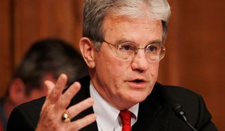 **FILE** Sen. Tom Coburn, Oklahoma Republican (Associated Press)
