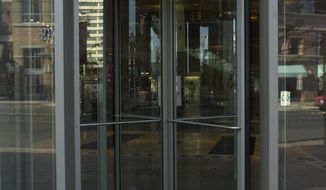 A revolving door (The Washington Times)