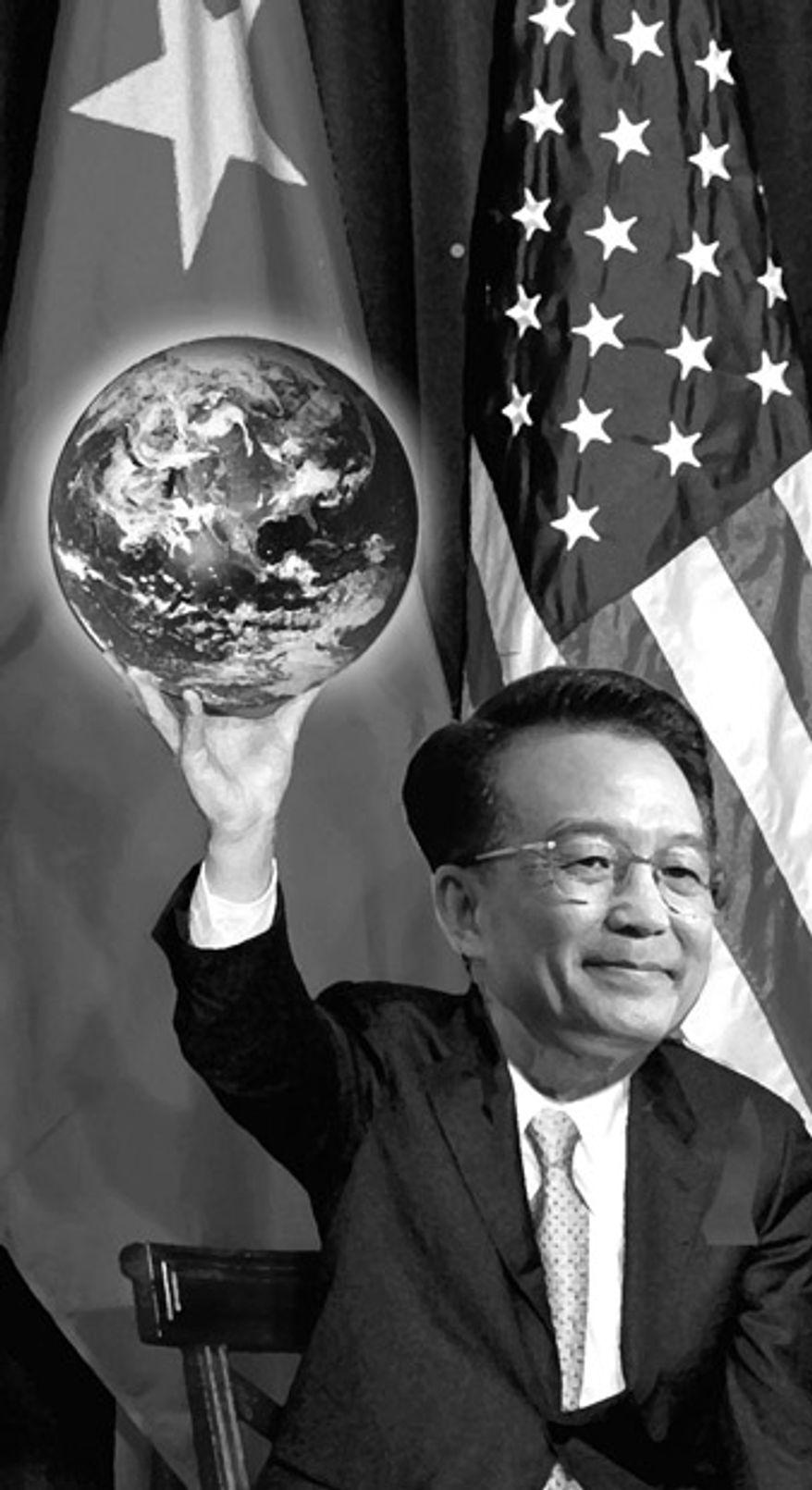 Illustration: US/China