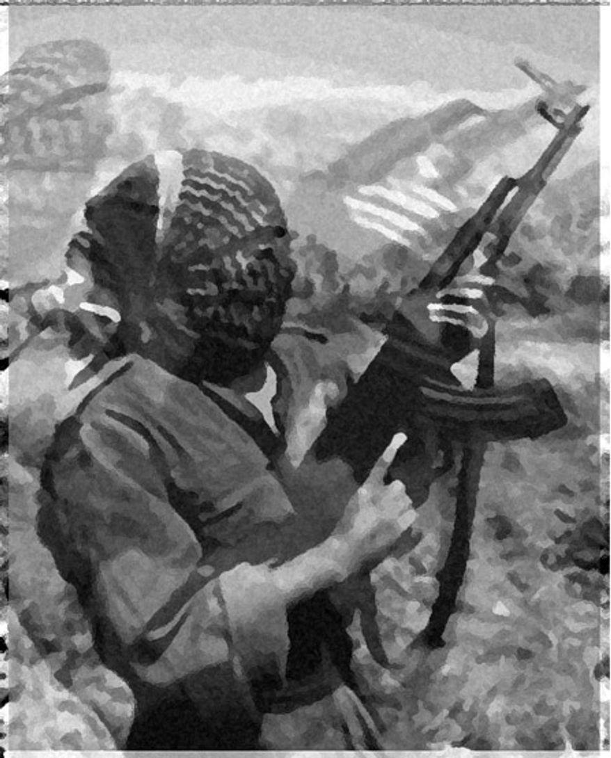 Illustration: Terrorist
