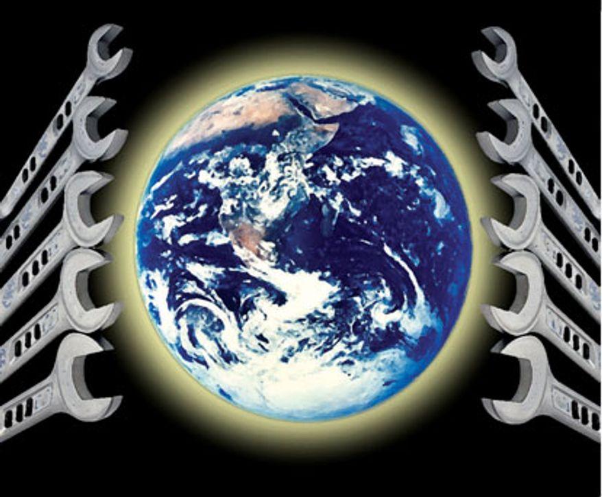 Illustration: Earth