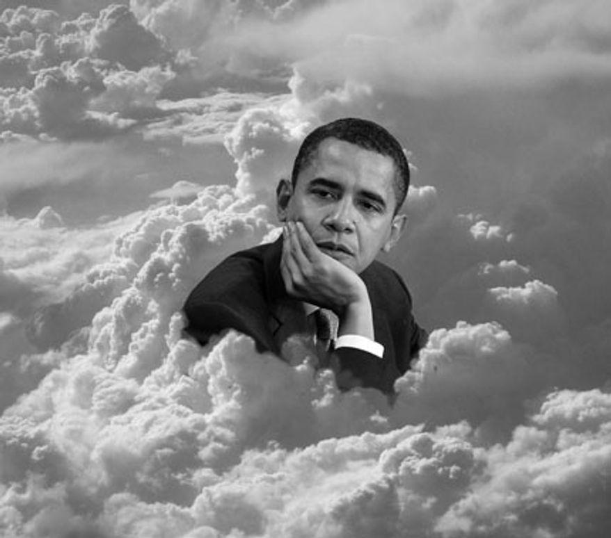 Illustration: President Obama