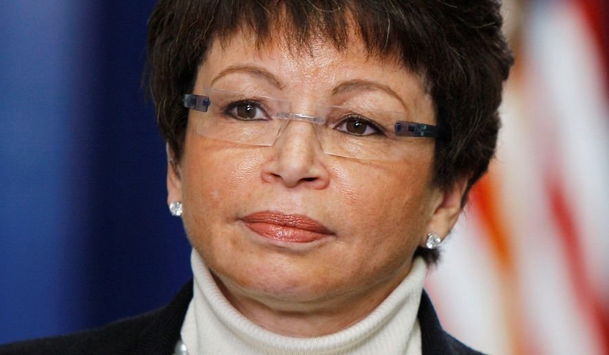 White House senior adviser Valerie Jarrett (Associated Press) **FILE**