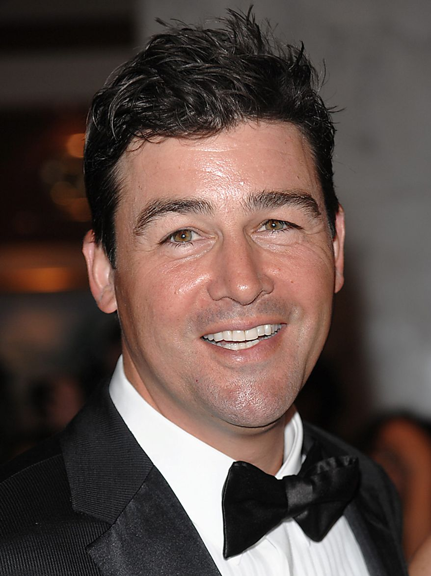 "In this May 9, 2009, file photo, actor Kyle Chandler attends the 2009 White House Correspondents' Association Dinner in Washington. Chandler was nominated for an Emmy for best actor in a drama series on Thursday, July 8, 2010, for his role in ""Friday Night Lights."" The 62nd Primetime Emmy Awards will be held on Sunday, Aug. 29, in Los Angeles. (AP Photo/Evan Agostini, file)"