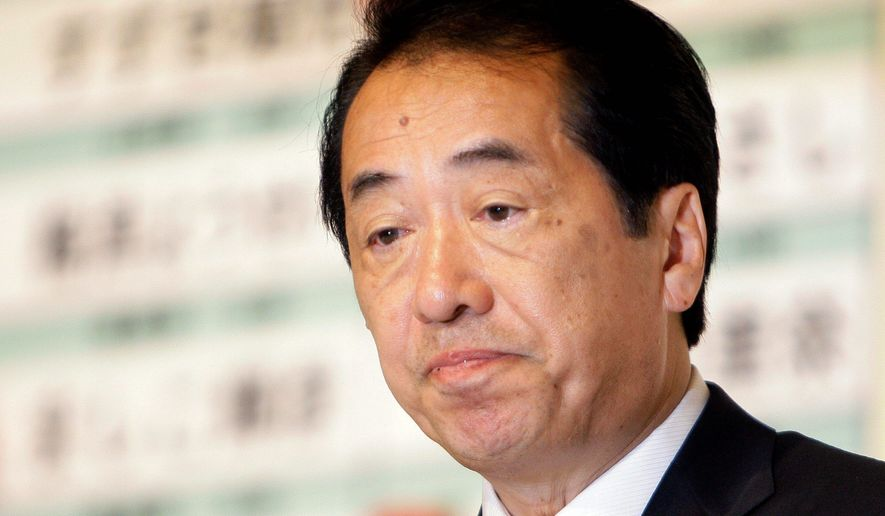 Japanese Prime Minister Naoto Kan's proposal to raise taxes angered voters and hurt his party's chances. (Associated Press)