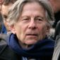 The Swiss government declared well-known film director Roman Polanski free on Monday, July 12, 2010, after rejecting a U.S. request for extradition for a 1977 sex case. (AP Photo/Michel Euler, File)