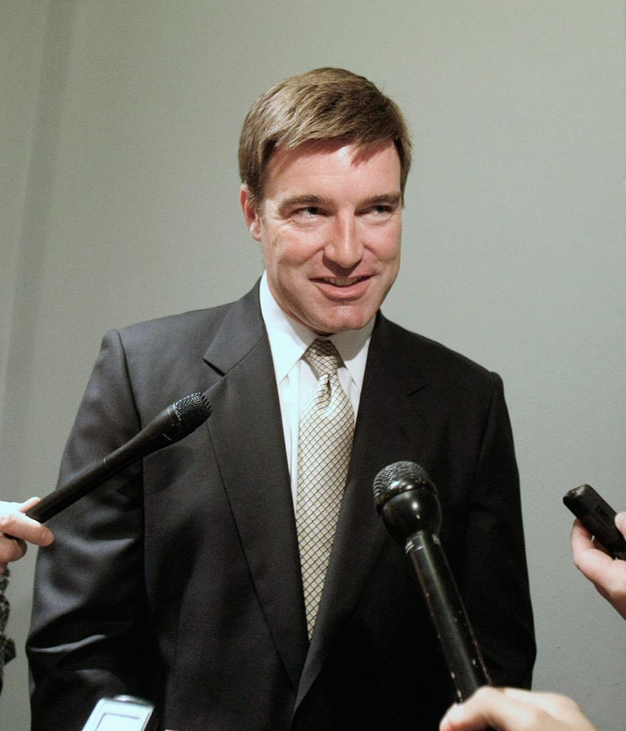 ** FILE ** Democrat Jack Conway, Kentucky's attorney general, lent himself $400,000 to prevail in second-quarter fundraising against Republican Rand Paul in their campaigns for a U.S. Senate seat. Mr. Paul reported raising $1.1 million in the three-month period that ended in June. (AP Photo)