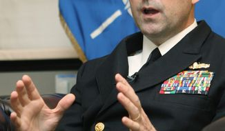 Navy Adm. James Stavridis