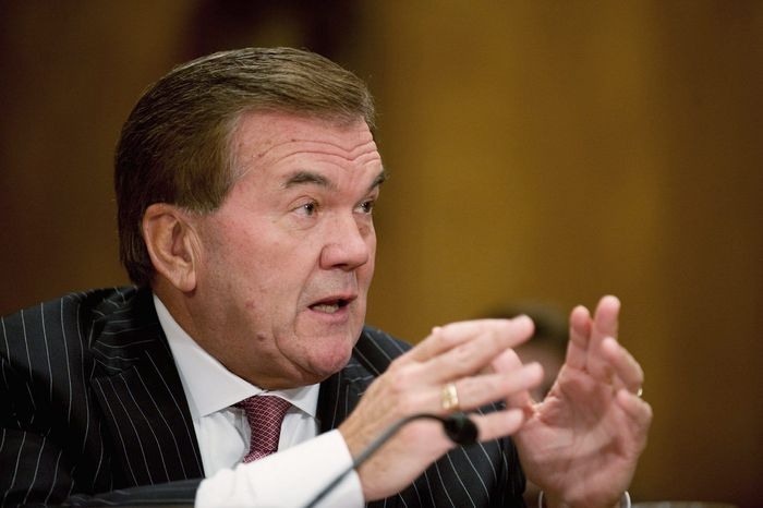 """If we had embedded a covert agent into al Qaeda close to [Osama] bin Laden, 9/11 might never have happened,"" says former Homeland Security Secretary Tom Ridge. (The Washington Times)"