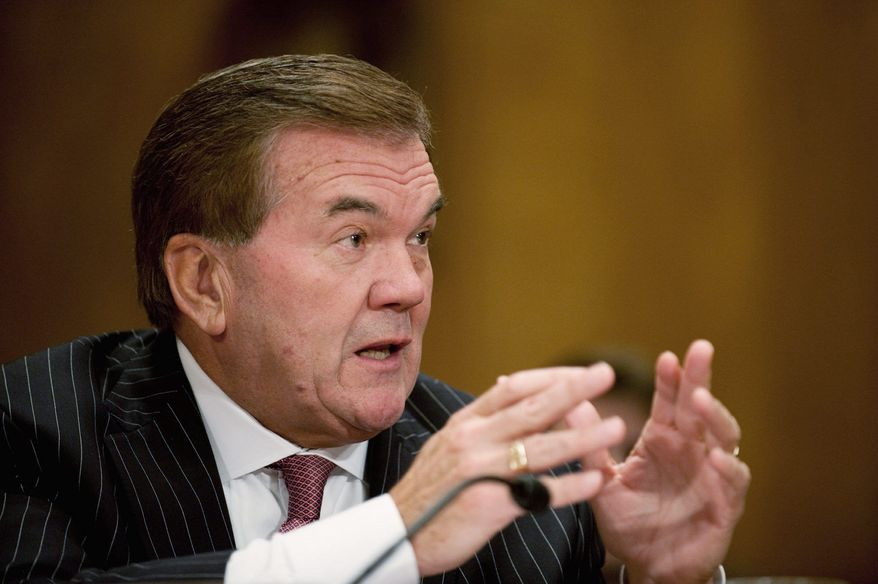 """""""If we had embedded a covert agent into al Qaeda close to [Osama] bin Laden, 9/11 might never have happened,"""" says former Homeland Security Secretary Tom Ridge. (The Washington Times)"""