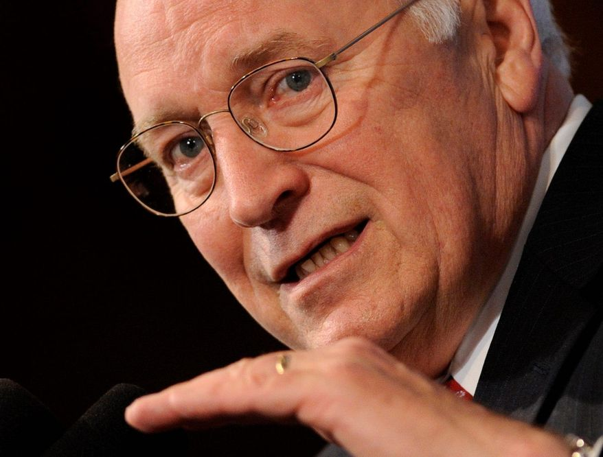 In this June 1, 2009, file photo, former Vice President Dick Cheney speaks at the National Press Club in Washington. Cheney says he underwent heart surgery last week and is recuperating. (AP Photo/Susan Walsh, File)