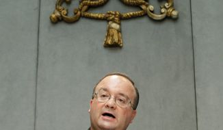 """Associated Press """"This gives a signal that we are very, very serious in our commitment to promote safe environments and to offer an adequate response to abuse,"""" said Monsignor Charles Scicluna, a Vatican doctrinal official who helped revise the norms. """"If more changes are needed, they will be made."""""""