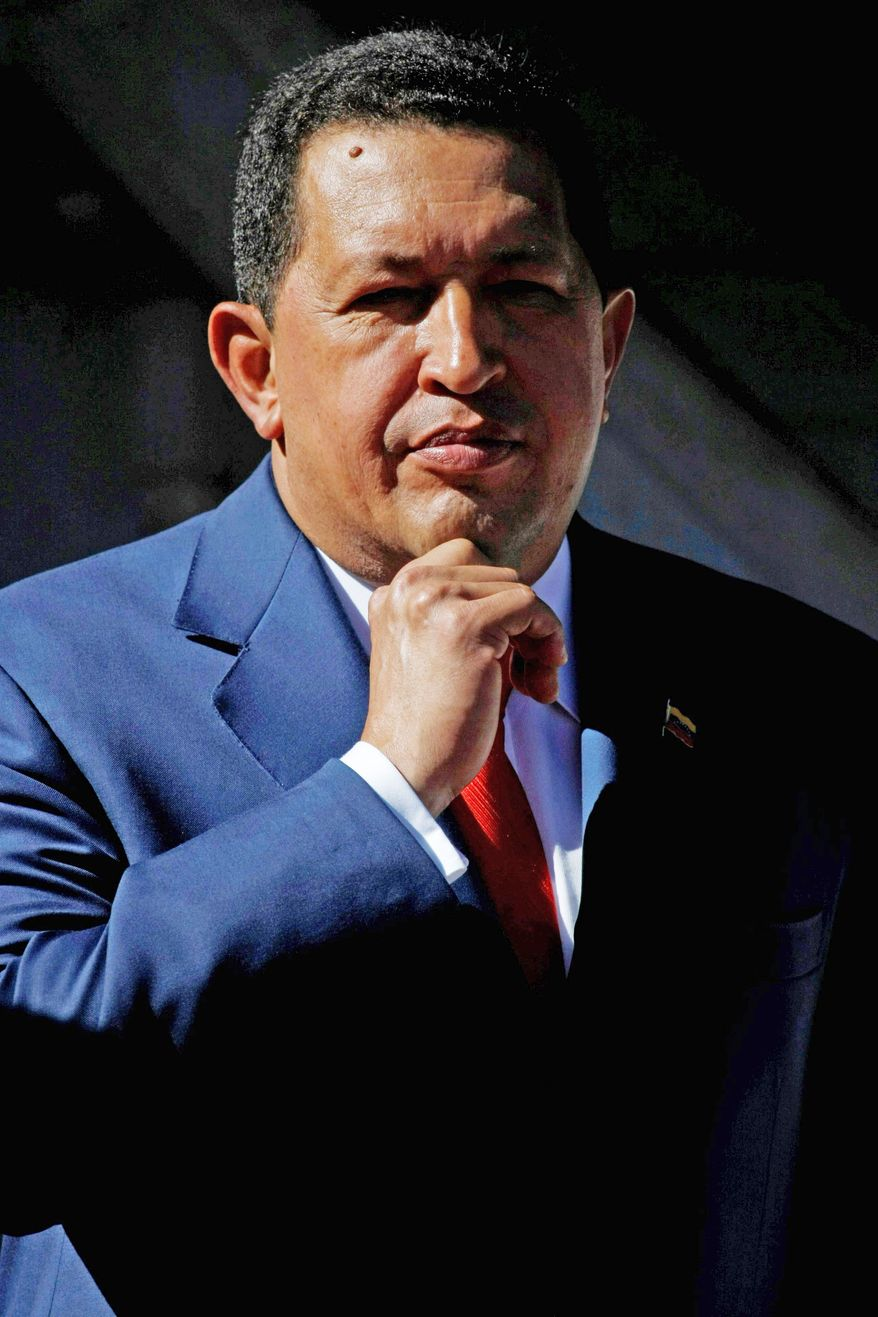 Mr. Chavez has selectively nationalized some companies while touting socialism, but the private sector controls two-thirds of the economy.