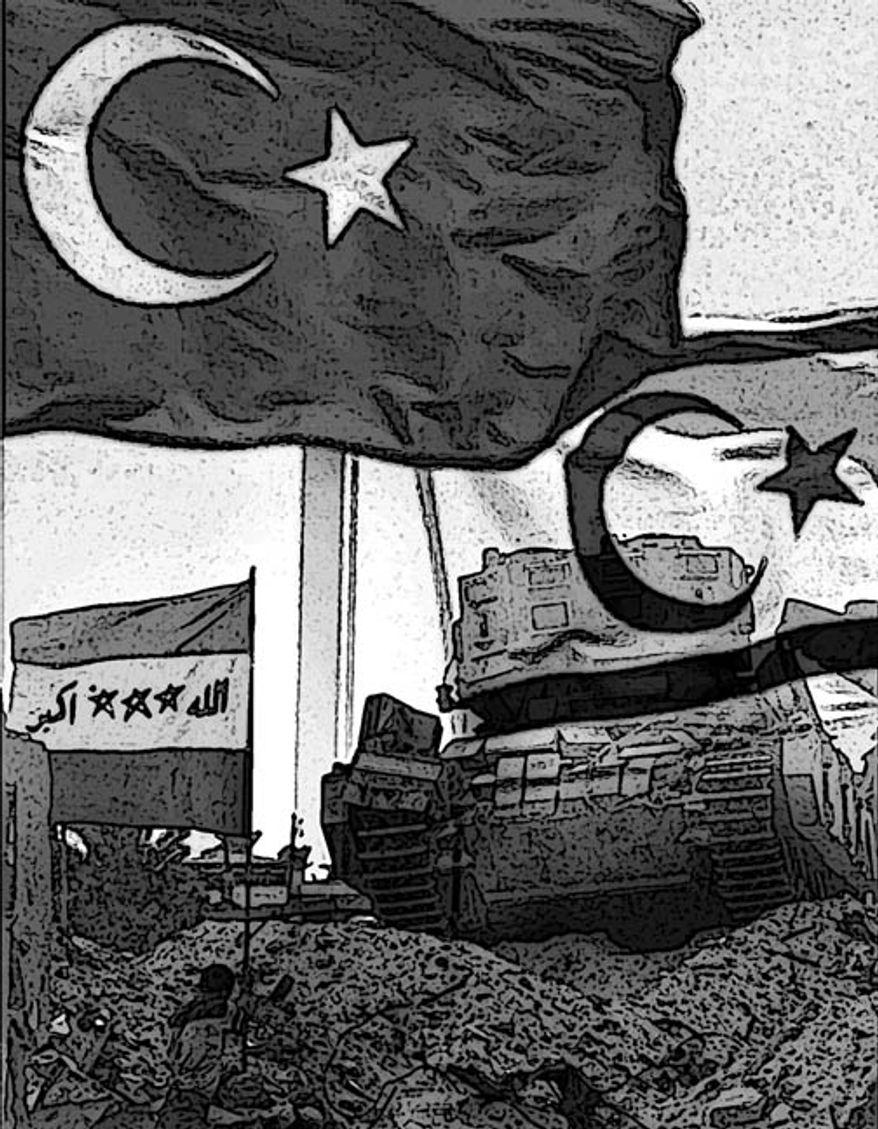 Illustration: Cyprus/Gaza