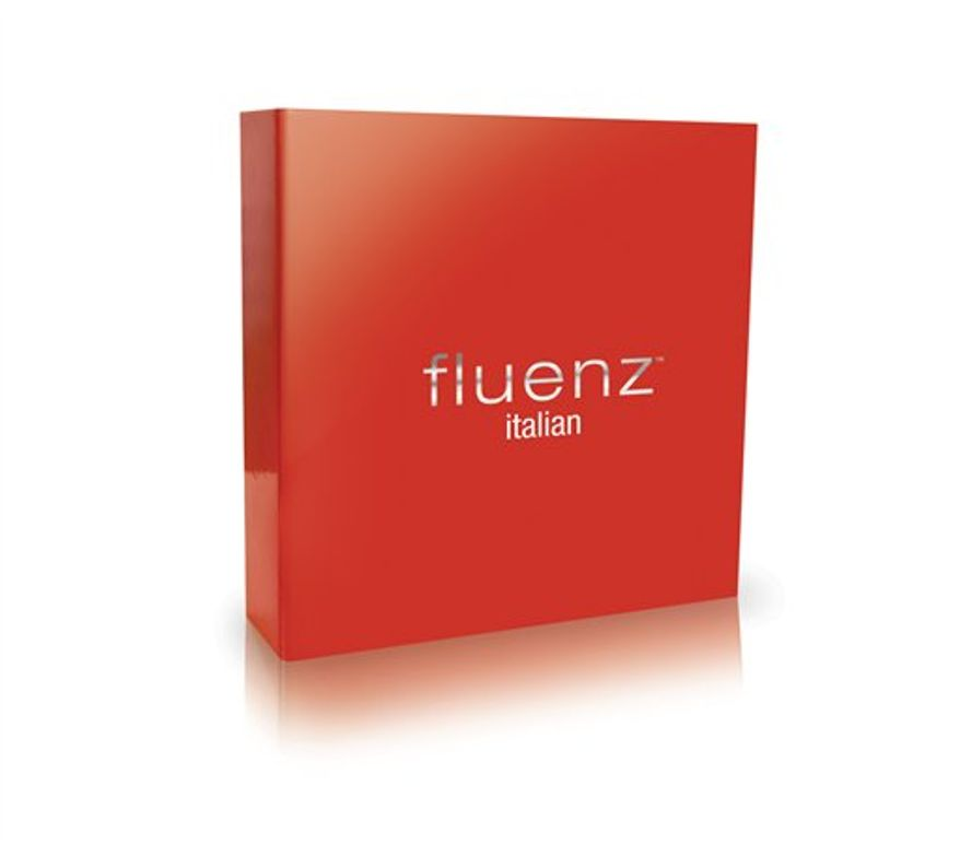 In this product image provided by Fluenz, the Italian language software is displayed.(AP Photo/Fluenz)