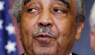 Rep. Charles B. Rangel, New York Democrat
