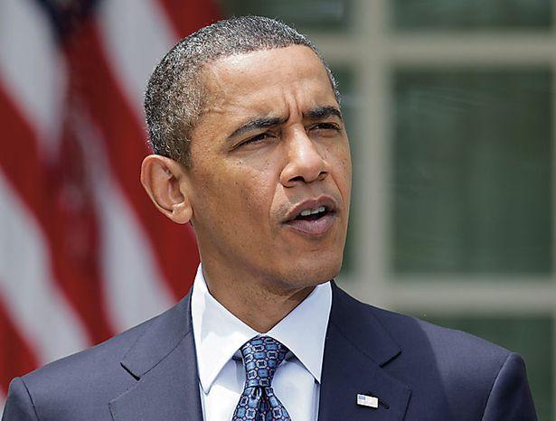 President Barack Obama makes an appeal for bipartisanship on his legislative agenda, Tuesday, July 27, 2010, while speaking in the Rose Garden of the White House in Washington. (AP Photo/J. Scott Applewhite)