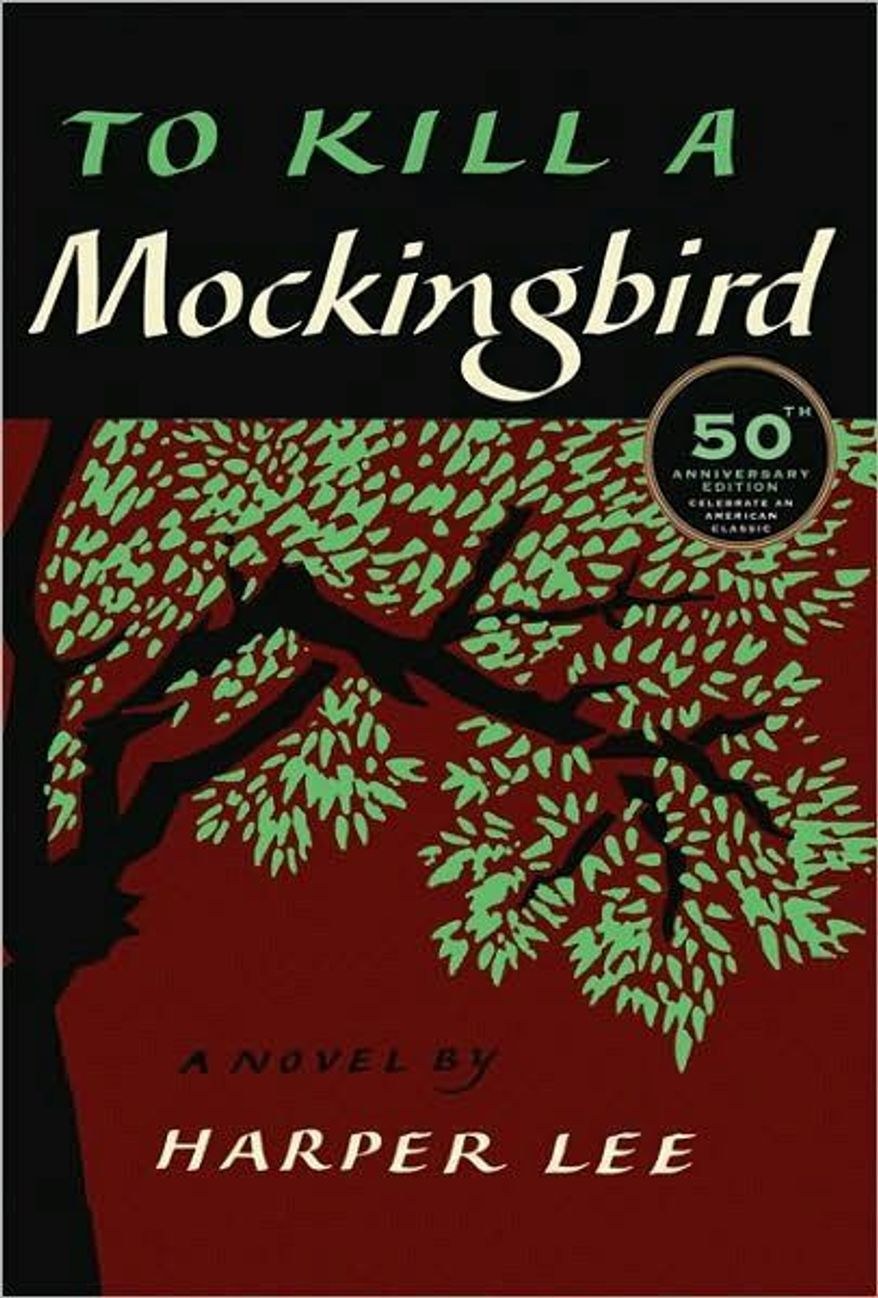 """An article about """"To Kill A Mockingbird"""" by Harper Lee is rated as """"worthless."""""""
