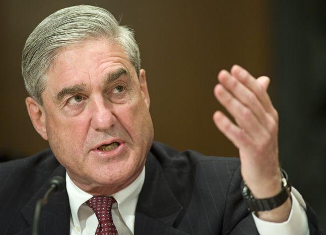 ** FILE ** FBI Director Robert S. Mueller III (Associated Press)
