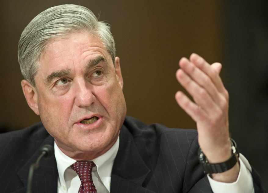 ** FILE ** FBI Director Robert S. Mueller III (Associated Press)