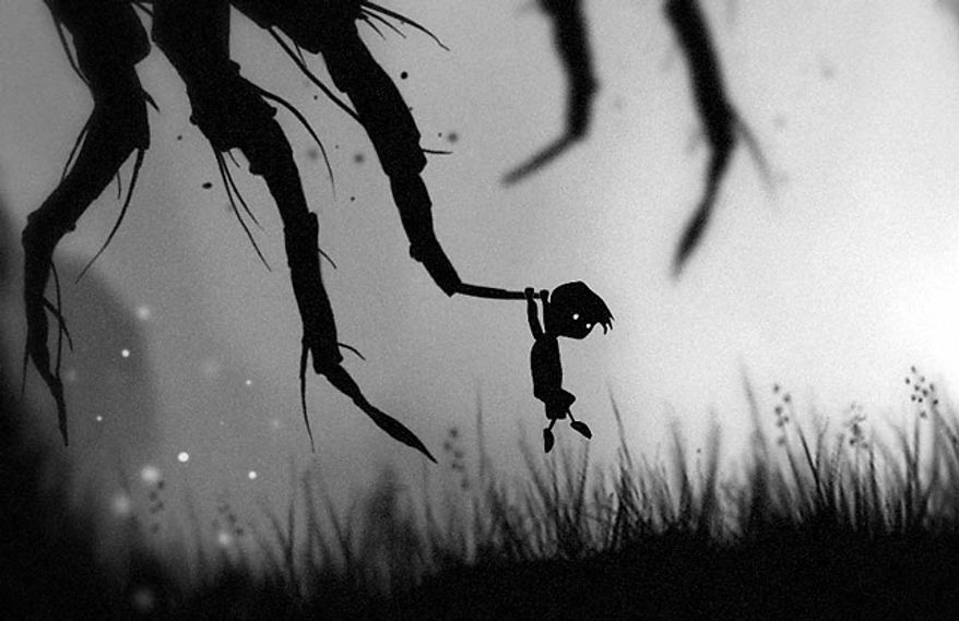The shocking and surreal Limbo from Microsoft Game Studios for Xbox 360.
