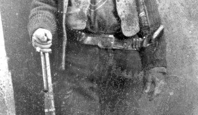 William Bonney, aka Billy the Kid (Associated Press)