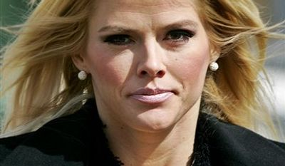 **FILE** Anna Nicole Smith (Associted Press)