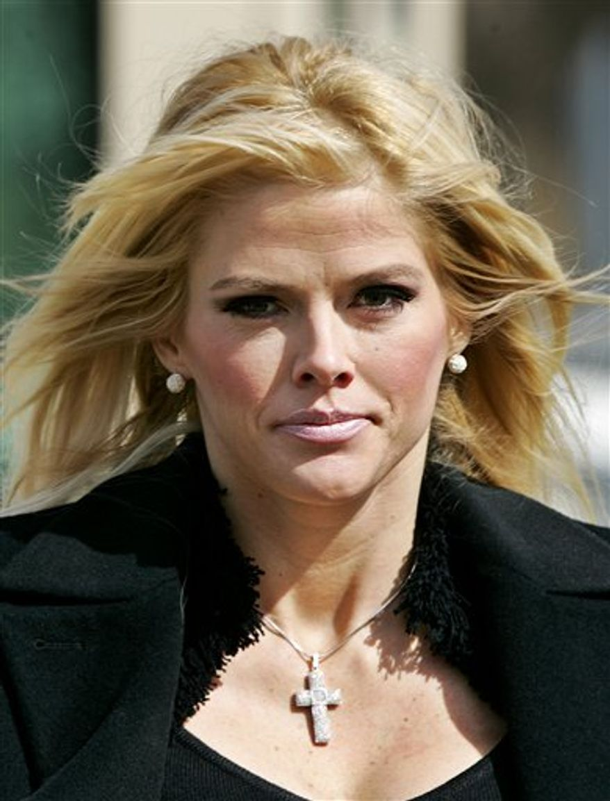 **FILE** Anna Nicole Smith (Associted Press)