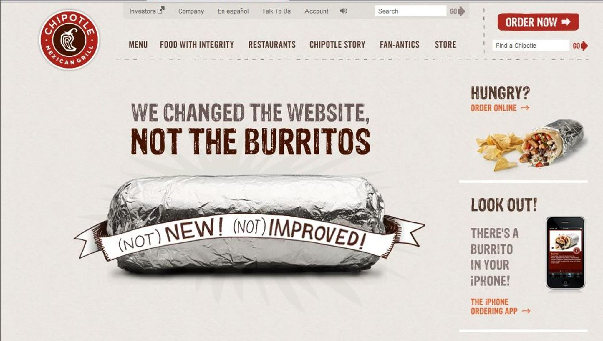 Chipotle in violation of disabilities act - Washington Times