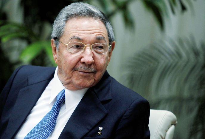 Raul Castro (Associated Press)