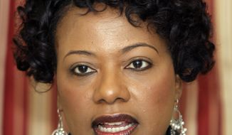 The Rev. Bernice King (AP Photo/John Bazemore)