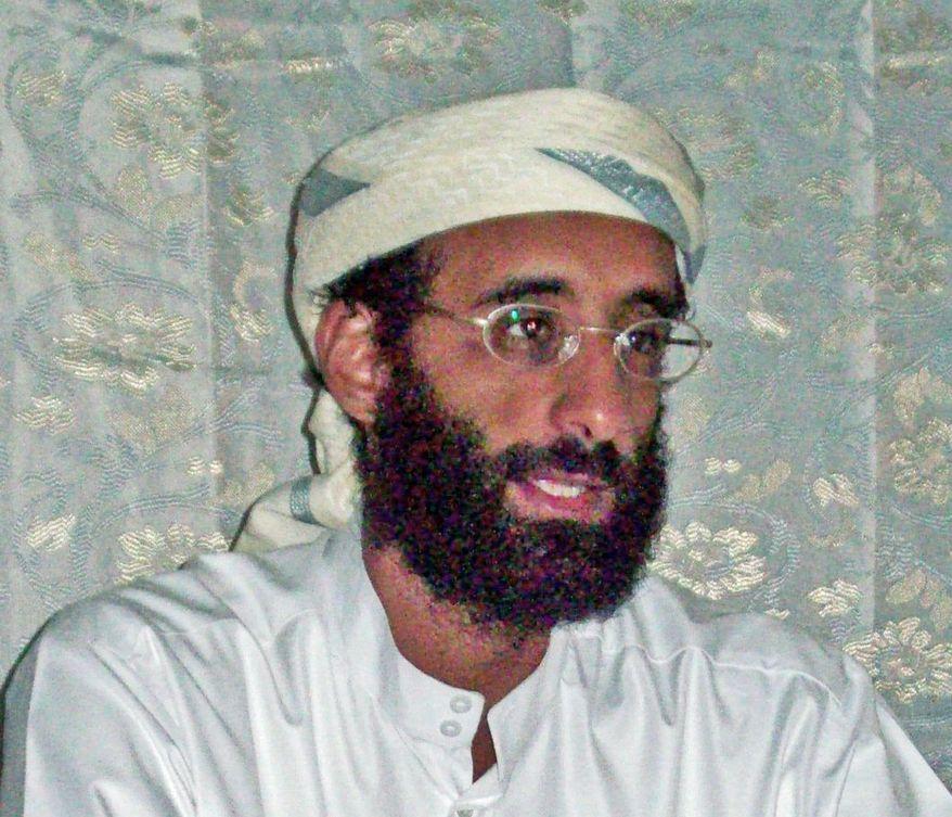 American-born cleric Anwar al-Awlaki is believed to be hiding in Yemen. (Associated Press)
