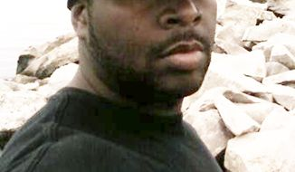 This June 2010 cell phone photo provided by Kristi Hannah, shows her boyfriend Omar Thornton in Niantic, Conn. Police said Thornton killed eight people and wounded two, then turned the gun on himself in a rampage Tuesday, Aug. 3, 2010, in Manchester, Conn. (AP Photo/Kristi Hannah)