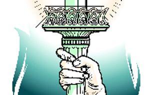 Illustration: Liberty by Linas Garsys for The Washington Times