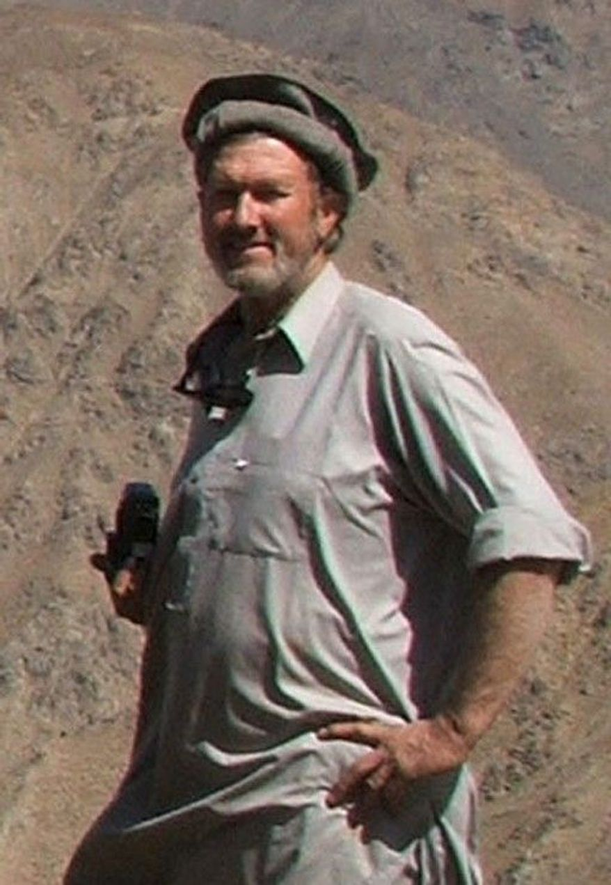 Dan Terry is one of the six American medical aid workers killed by the Taliban in Afghanistan's Badakhshan Province. All of the victims belonged to the humanitarian group International Assistance Mission. (Associated Press)