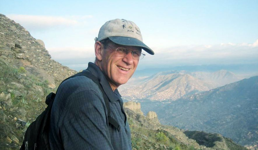 Tom Little is one of the six American medical aid workers killed by the Taliban in Afghanistan's Badakhshan Province. All of the victims belonged to the humanitarian group International Assistance Mission. (Associated Press)