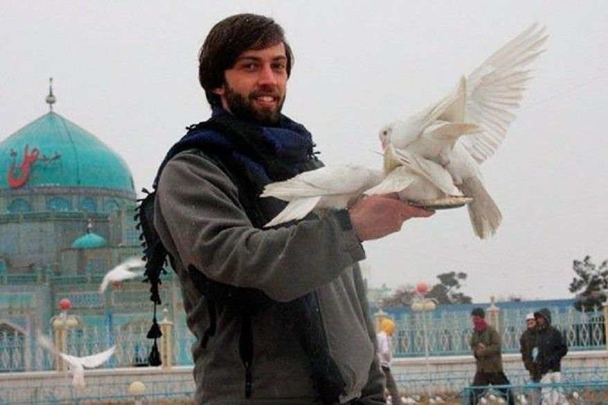 Brian Carderelli is one of the six American medical aid workers killed by the Taliban in Afghanistan's Badakhshan Province. All of the victims belonged to the humanitarian group International Assistance Mission. (Associated Press)