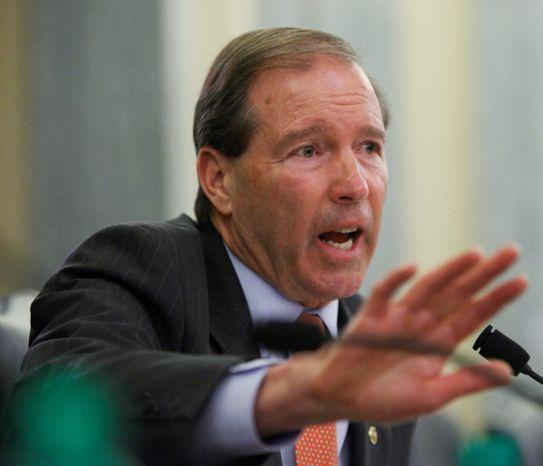 Sen. Tom Udall, New Mexico Democrat (Associated Press)